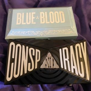 *Empty*  conspiracy and blue blood boxes